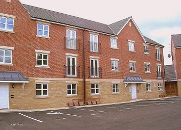 Thumbnail 2 bed flat to rent in Hazel Court, Drage Street, Chester Green