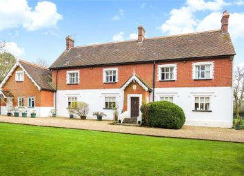 Thumbnail 6 bed detached house for sale in Langhurstwood Road, Horsham, West Sussex