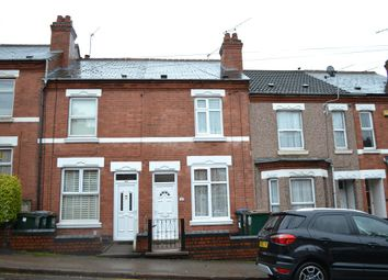 Thumbnail 2 bed terraced house for sale in Humber Avenue, Stoke, Coventry, West Midlands
