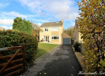 Thumbnail 4 bed detached house for sale in Horsecombe Grove, Combe Down, Bath