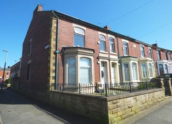 Thumbnail 3 bed terraced house to rent in Infirmary Road, Infirmary, Blackburn