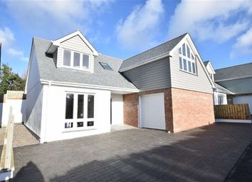 Thumbnail 4 bedroom detached house for sale in Valley Road, Bude
