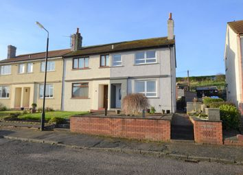Thumbnail 2 bed end terrace house for sale in 43 Baineshill Drive, Maidens