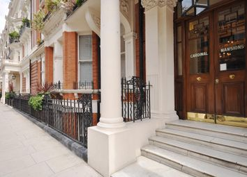 Thumbnail 3 bedroom flat to rent in Cardinal Mansions, Carlisle Place, London