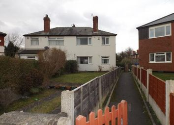 Thumbnail 3 bed semi-detached house for sale in Wrenbury Avenue, Manchester, Greater Manchester