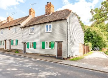 Bear Block Cottages, Harwood Hall Lane, Upminster RM14. 2 bed end terrace house