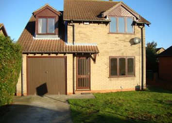 Thumbnail 4 bed detached house to rent in Silvergarth, Grimsby