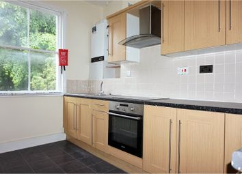 Thumbnail 4 bed flat to rent in Abersham Road, London