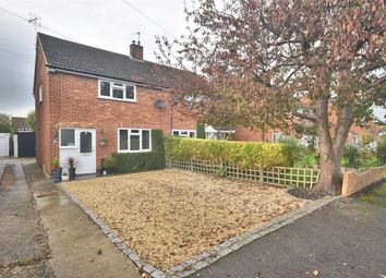 Thumbnail 3 bed semi-detached house for sale in Grenville Avenue, Wendover, Buckinghamshire
