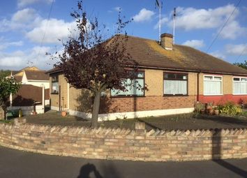 Thumbnail 2 bed semi-detached bungalow for sale in Sweyne Close, Rayleigh