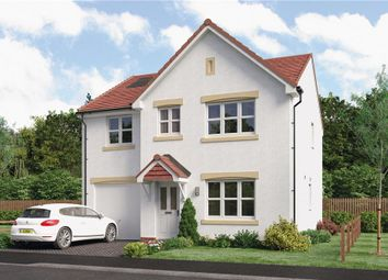 "Thumbnail 4 bed detached house for sale in ""Haig"" at Lasswade Road, Edinburgh"