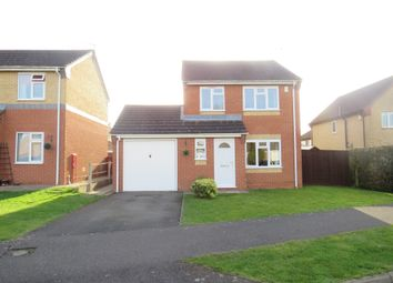 Thumbnail 3 bed detached house for sale in Shiregate, Metheringham, Lincoln