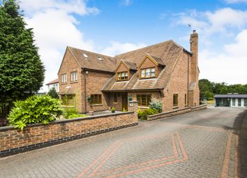 Thumbnail 6 bed detached house for sale in Commonside, Selston, Nottingham