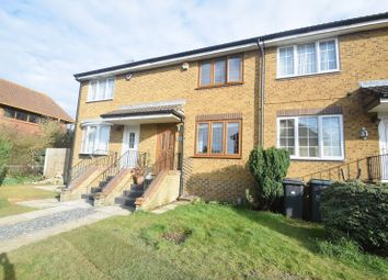 Thumbnail 2 bed terraced house for sale in Whitwell Close, Luton
