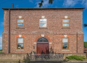 Thumbnail 5 bedroom detached house for sale in Money Bridge Lane, Pinchbeck, Spalding