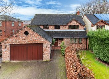 Thumbnail 4 bedroom detached house to rent in Park Bank, Congleton