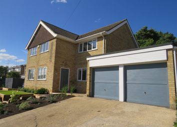Thumbnail 4 bedroom detached house for sale in Arden Way, Market Harborough