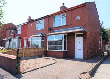 Thumbnail 2 bed end terrace house for sale in Prescott Lane, Wigan