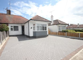 Thumbnail 3 bedroom semi-detached bungalow for sale in Walsingham Road, Southend-On-Sea