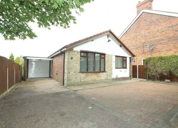 Thumbnail 2 bed detached bungalow for sale in Shepherd Street, Biddulph, Stoke-On-Trent