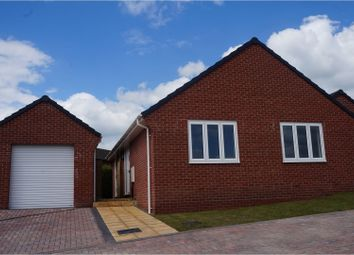 Thumbnail 2 bedroom detached bungalow for sale in Springfield Park, Clee Hill