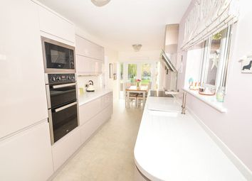 Thumbnail 3 bedroom semi-detached house for sale in Glen Rise, Glen Parva, Leicester