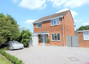 Thumbnail 4 bed detached house for sale in Paddock Close, Swindon, Wiltshire