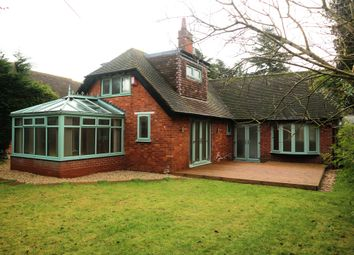 Thumbnail 4 bed link-detached house for sale in The Laurels, Moreton Paddox, Moreton Morrell
