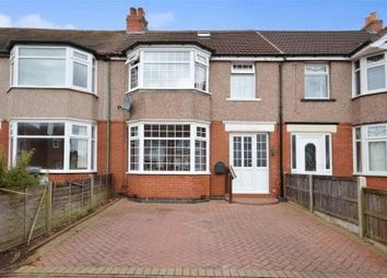 Thumbnail 3 bed terraced house for sale in St. Christians Road, Coventry