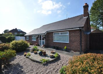 Thumbnail 2 bed detached bungalow for sale in Speedwell Drive, Heswall, Wirral