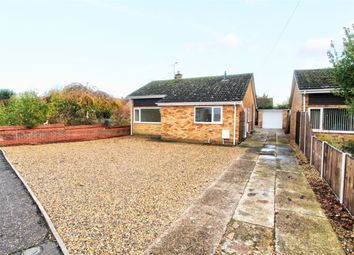 Thumbnail 3 bed detached bungalow for sale in Kerridges, East Harling, Norwich, Norfolk