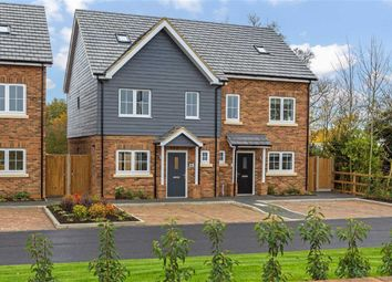 Thumbnail 4 bed semi-detached house for sale in London Road, Langley, Hitchin, Hertfordshire