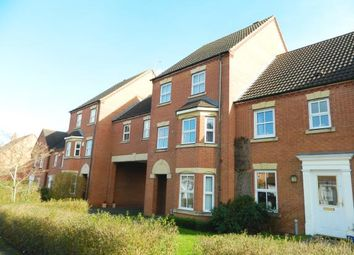 Thumbnail 4 bed terraced house for sale in Bromhurst Way, Chase Meadow Square, Warwick