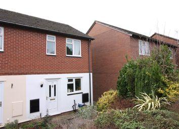 Thumbnail 2 bed semi-detached house to rent in Ravenscourt Walk, Shrewsbury, Shropshire