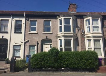 Thumbnail 6 bed terraced house for sale in Wellfield Road, Walton, Liverpool