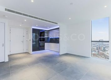 Thumbnail 1 bed flat to rent in Dollar Bay Place, London