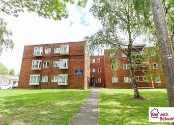 Thumbnail 2 bed flat for sale in The Crescent, Bilston