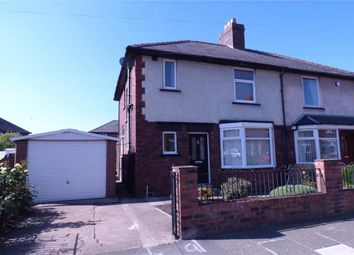 Thumbnail 3 bed semi-detached house for sale in Greystone Road, Carlisle, Cumbria