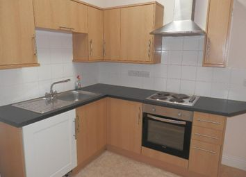 Thumbnail 2 bed flat to rent in 35A Market Place, Penzance