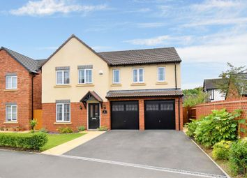 5 bed detached house for sale in Wiseman Crescent, Wellington, Telford TF1