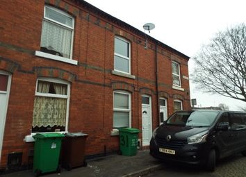Thumbnail 2 bedroom terraced house to rent in Bastion Street, Nottingham