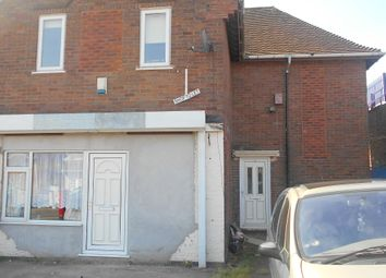 Thumbnail 2 bed flat to rent in Coalpool Lane, Walsall