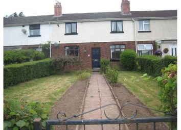 Thumbnail 3 bed terraced house for sale in Alexandra Terrace, Usk