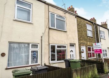 Thumbnail 3 bed terraced house for sale in High Street, Peterborough