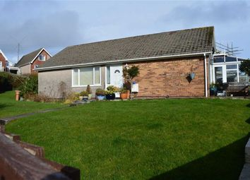 Thumbnail 3 bed detached bungalow for sale in Glen Road, West Cross, Swansea