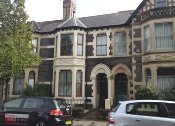 Thumbnail 2 bed flat to rent in Hamilton Street, Pontcanna, Cardiff