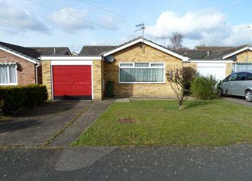 Thumbnail 2 bedroom detached bungalow for sale in Sheridan Walk, Worlingham, Beccles