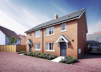 Thumbnail 3 bed semi-detached house for sale in 6 Pine Marten Close, Hunts Grove