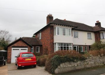 Thumbnail 3 bed semi-detached house for sale in Oakhurst Avenue, Oswestry