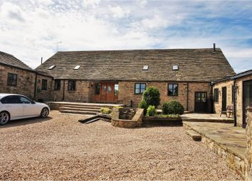 Thumbnail 5 bedroom barn conversion for sale in New Lane, Bradford